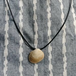 🌠3/20🌠 Ajustable Simple Sea Shell Necklace